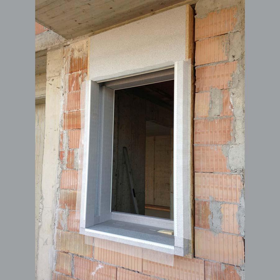 Frangisole sfc elan sistemi - Finestre monoblocco in legno ...
