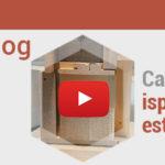Cassonetto tapparelle con ispezione esterna | Elan Sistemi controtelai isolanti
